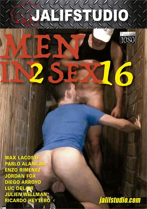 Men In2 Sex 16 Boxcover