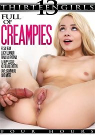 Full Of Creampies - 4 Hours Porn Movie