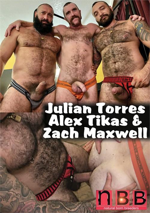 Julian Torres, Alex Tikas & Zach Maxwell Boxcover