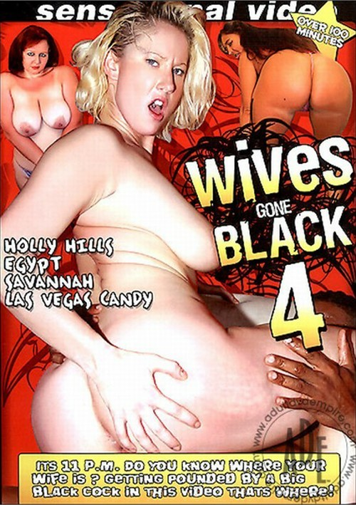 Wives gone black