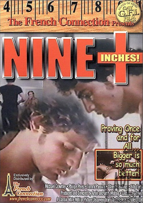 Nine Inches! Boxcover