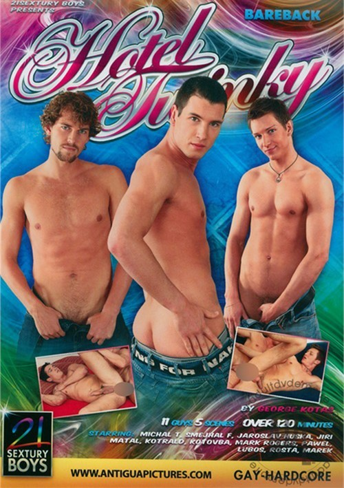 Hotel Twinky Boxcover