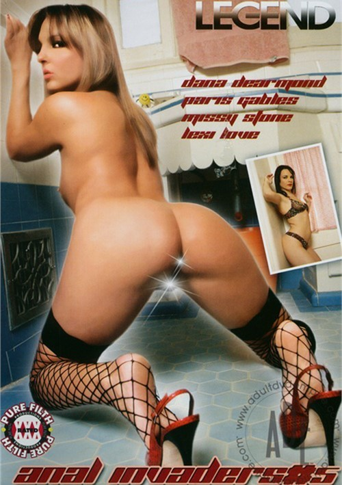 Anal Invaders 5