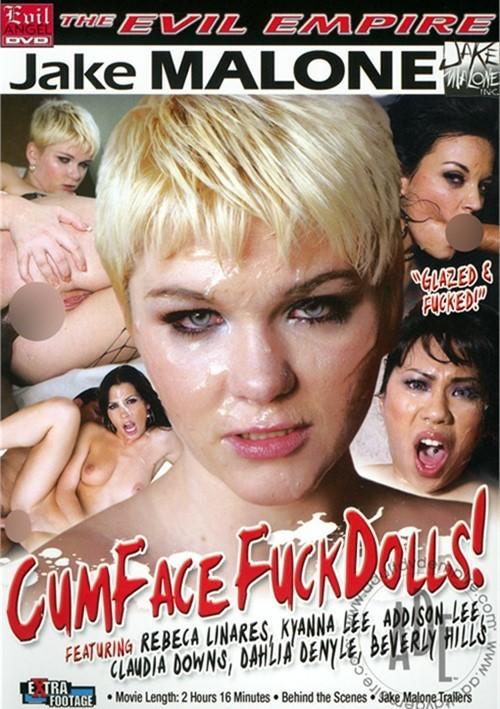 Cum Face Fuck Dolls!