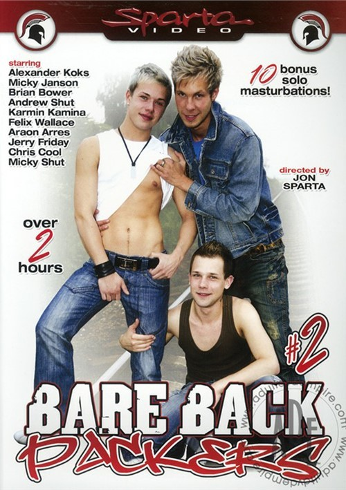 Bareback Packers #2 Boxcover
