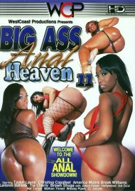 Big Ass Anal Heaven 11 Porn Video