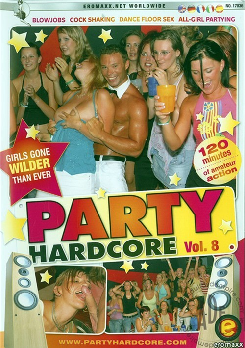 Party Hardcore Vol 8 2009 Videos On Demand  Adult Dvd -7403