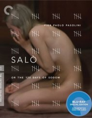 Salo: Or The 120 Days Of Sodom - The Criterion Collection Blu-ray Movie