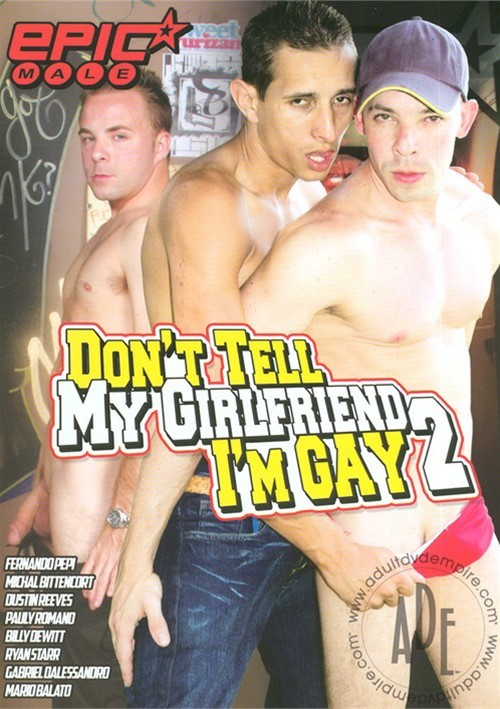 Don't Tell My Girlfriend I'm Gay 2 Boxcover