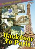 Backdoor To Paris Porn Video
