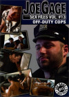 Joe Gage Sex Files Vol. 13 Boxcover