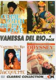 Vanessa Del Rio 4-Pack Movie