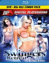 Swingers Retreat (DVD + Blu-ray Combo) Blu-ray