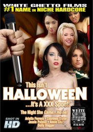 This Isn't Halloween... It's A XXX Spoof! Porn Video