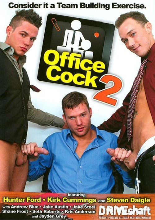 Office Cock 2 Boxcover