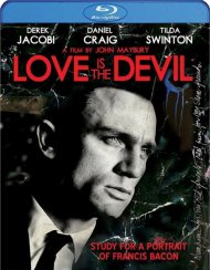Love Is The Devil: Study For A Portrait Of Francis Bacon Blu-ray Movie