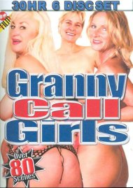 Granny Call Girls 6-Disc Set image