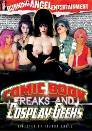 Comic Book Freaks & Cosplay Geeks