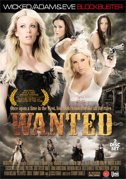 [18+] Wanted (2018) XXX Parody DvDRip x264 AAC 1GB MKV