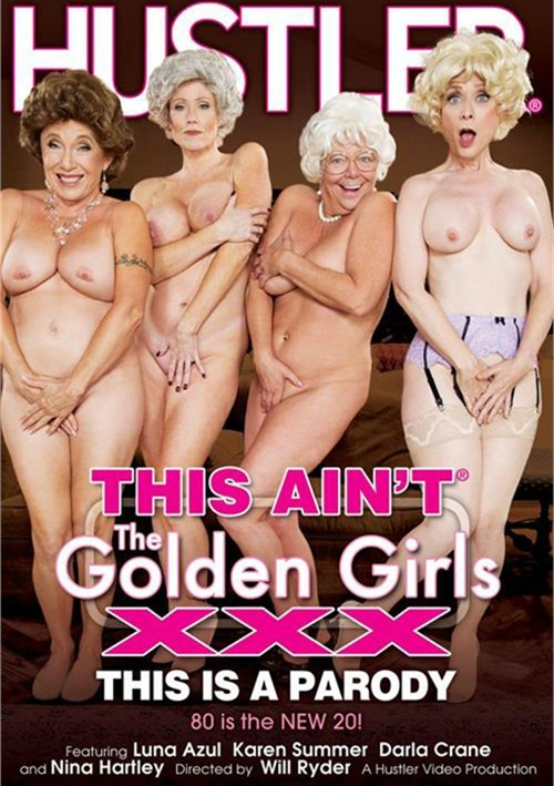 Golden girls xxx