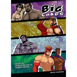 Big Loads Vol. 2: The Class Comics Stash Sex Toy