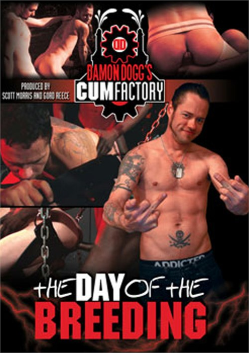 Day of the Breeding, The Boxcover