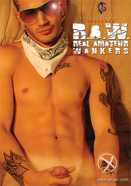 R.A.W. Real Amateur Wankers Boxcover