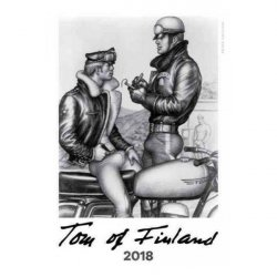 Tom of Finland 2018 Calendar Sex Toy