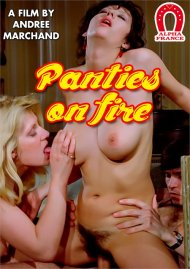 Panties on Fire (French) Porn Video