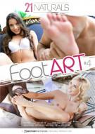 Foot Art #4 Porn Video