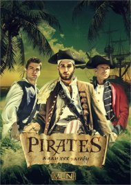 Pirates: A Gay XXX Parody gay porn DVD shot in HD.