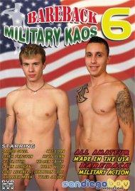 Bareback Military Kaos 6