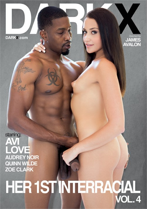 Her 1st Interracial Vol. 4 image