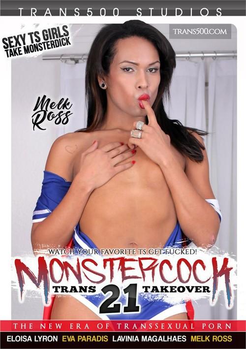 Monstercock Trans Takeover 21