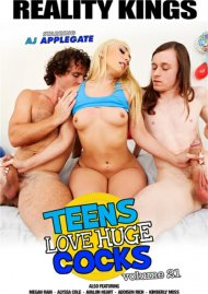 Teens Love Huge Cocks Vol. 21