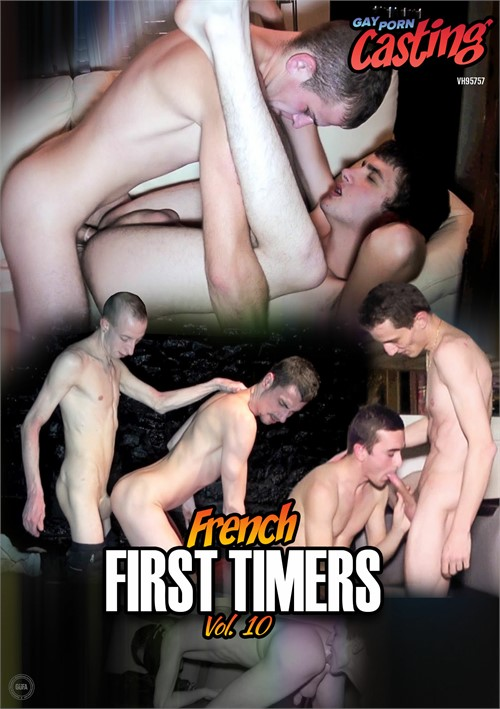 French First Timers Vol. 10 Boxcover