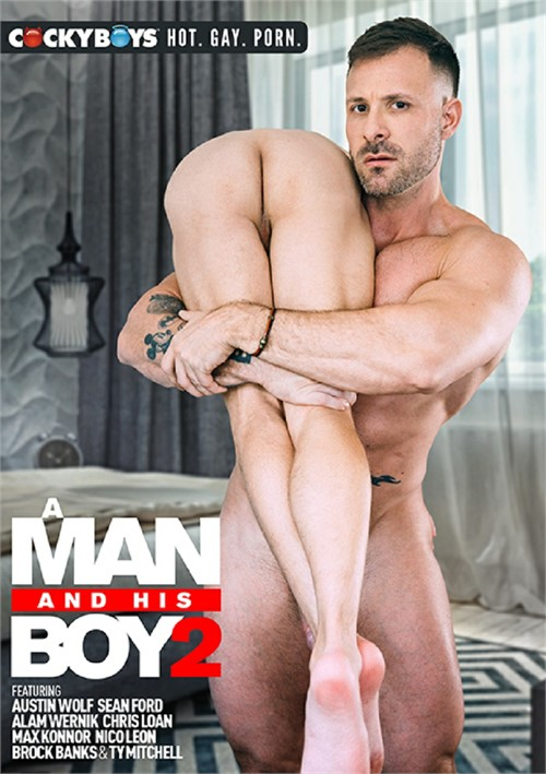 Man and His Boy 2, A Boxcover
