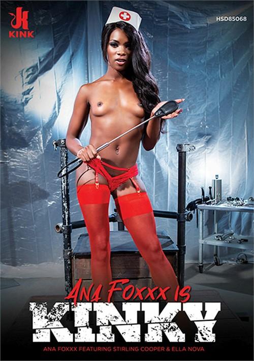 Ana Foxxx Is Kinky