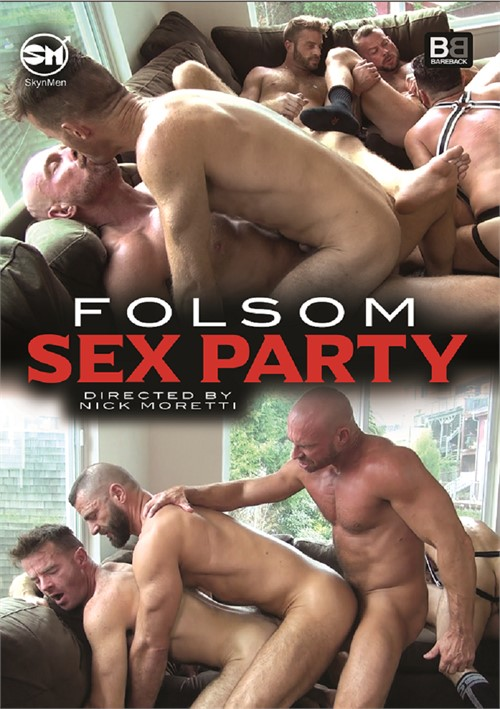 Folsom Sex Party Cover Front