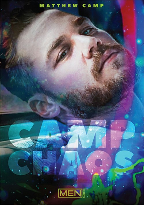 Camp Chaos Cover Front
