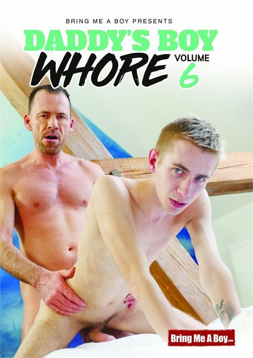 Daddy's Boy Whore Vol. 6 Boxcover
