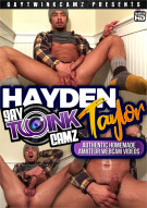 Hayden Taylor Boxcover