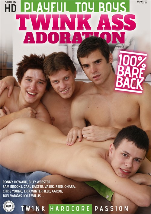 Twink Ass Adoration Cover Front