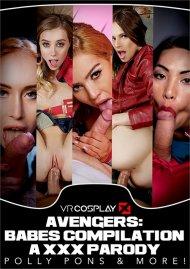 Avengers: Babes Compilation - A XXX Parody image