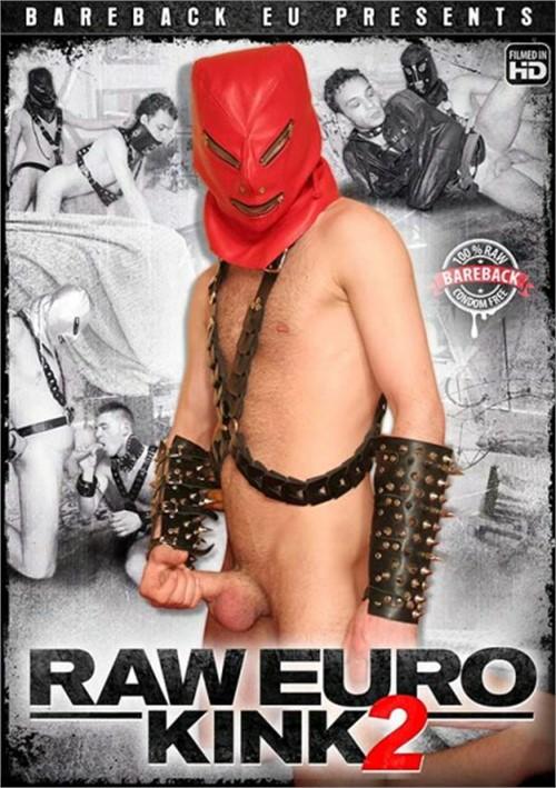 Raw Euro Kink 2 Boxcover