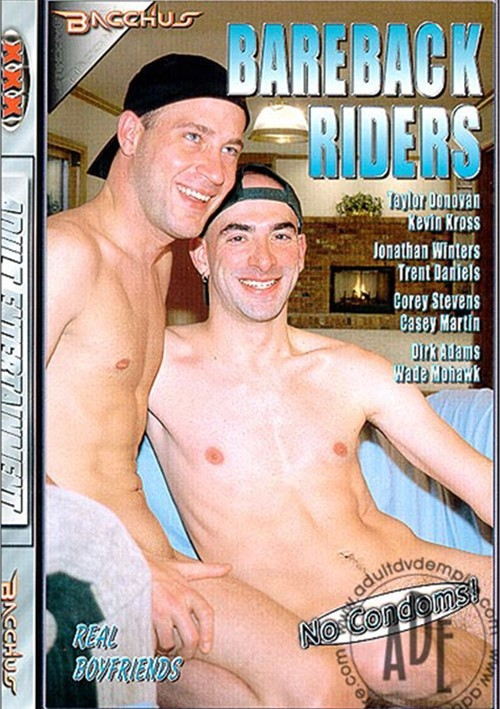 Bareback Riders Boxcover