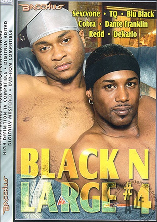 Black N Large #4 Boxcover