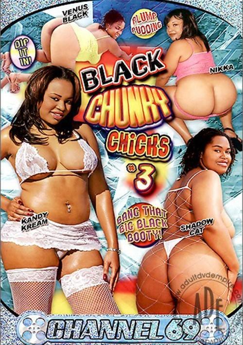 Black Chunky Chicks #3