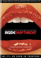 Inside Deep Throat (NC-17) Porn Movie