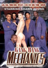 Gang Bang Mechanics Porn Video